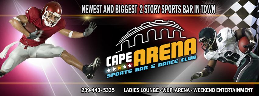 Cape Arena - Facebook header