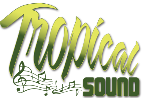 LOGO Tropical Sound Südamerikanische Band